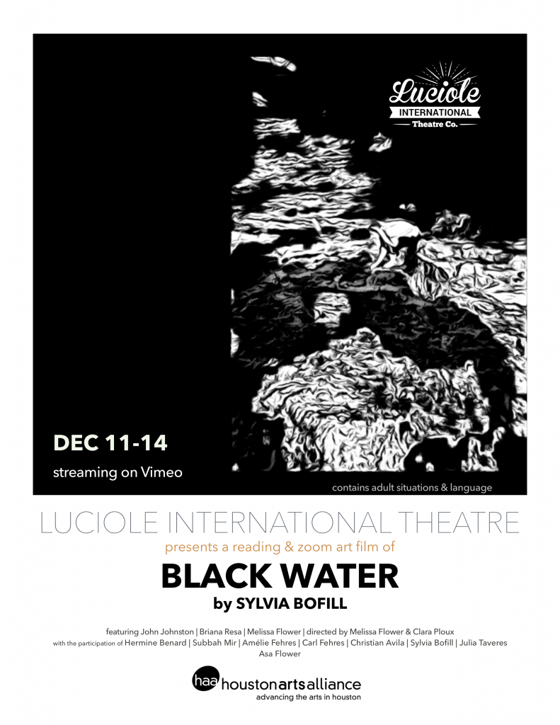 BLACK WATER LUCIOLE 2020